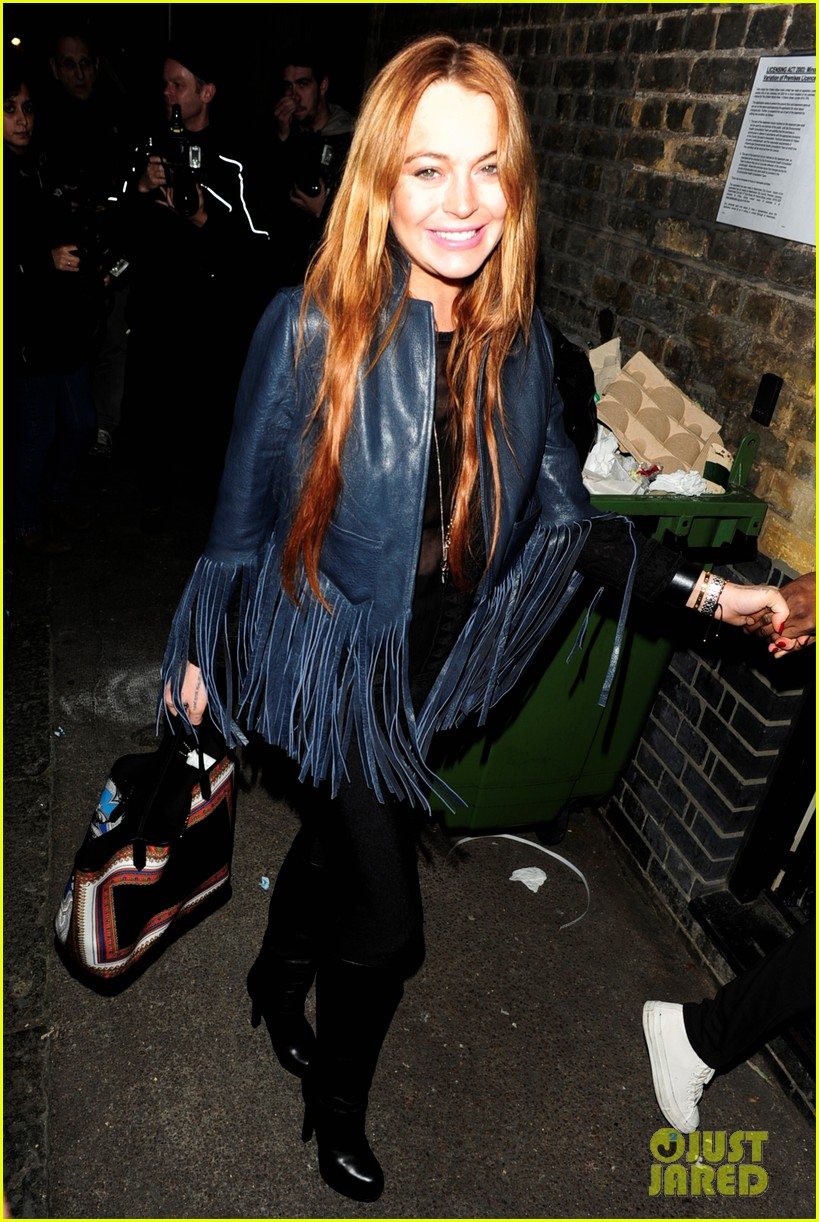 lindsay lohan is busy getting ready for cannes film festival 033113904