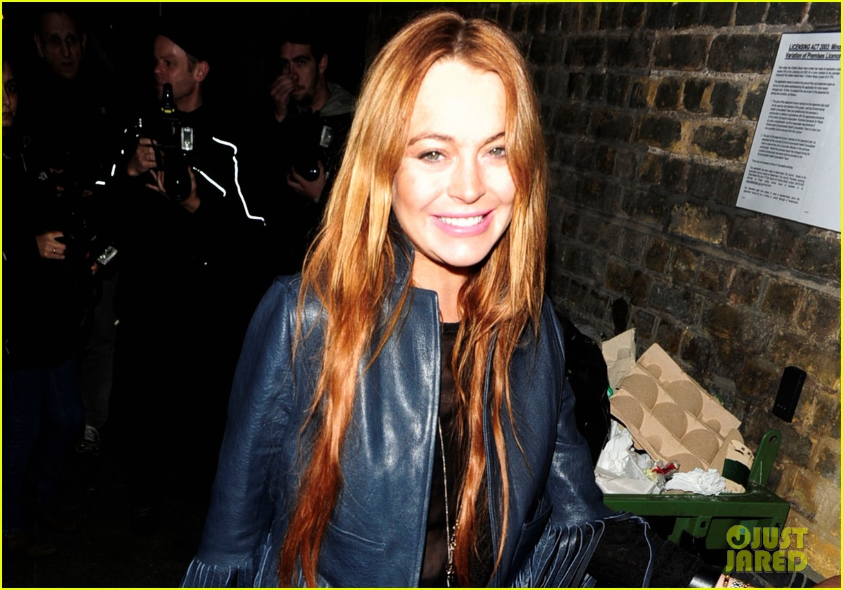 lindsay lohan is busy getting ready for cannes film festival 053113906
