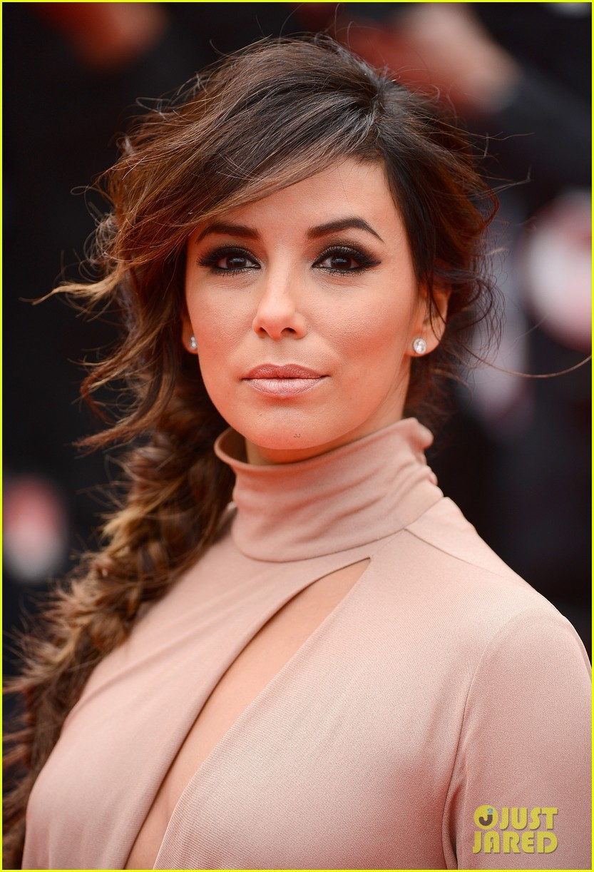 eva longoria riley keough foxcatcher cannes premiere 11