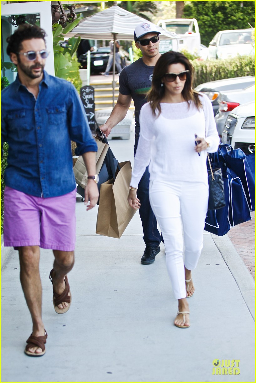 eva longoria jose baston palm of hand 033121450