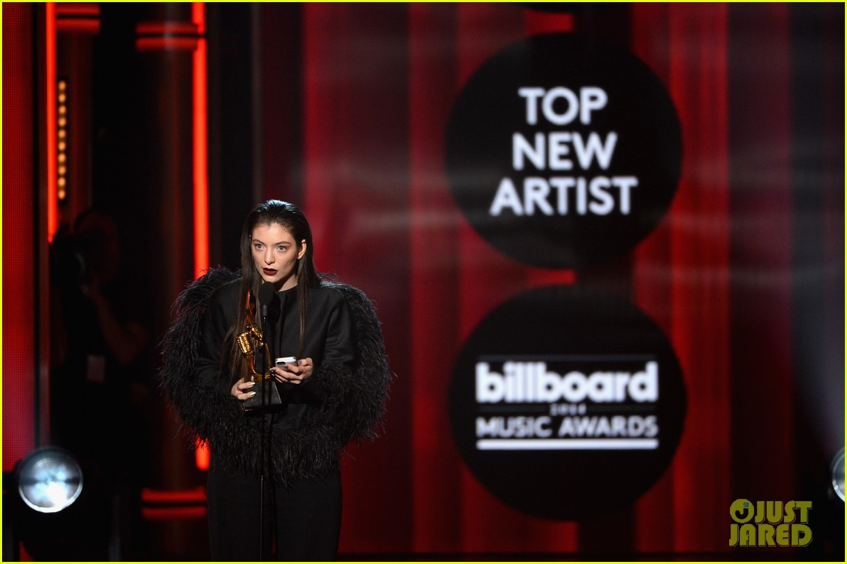 lorde billboard music awards 2014 12