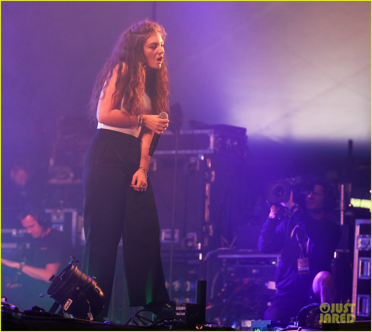 lorde radio1 big weekend glasgow 053121314