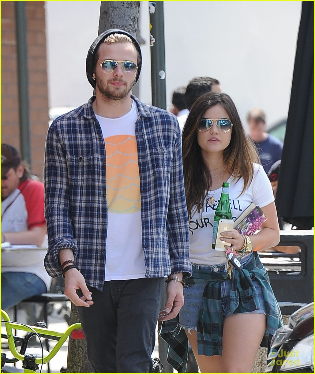 lucy hale joel crouse lunch workout 073108824