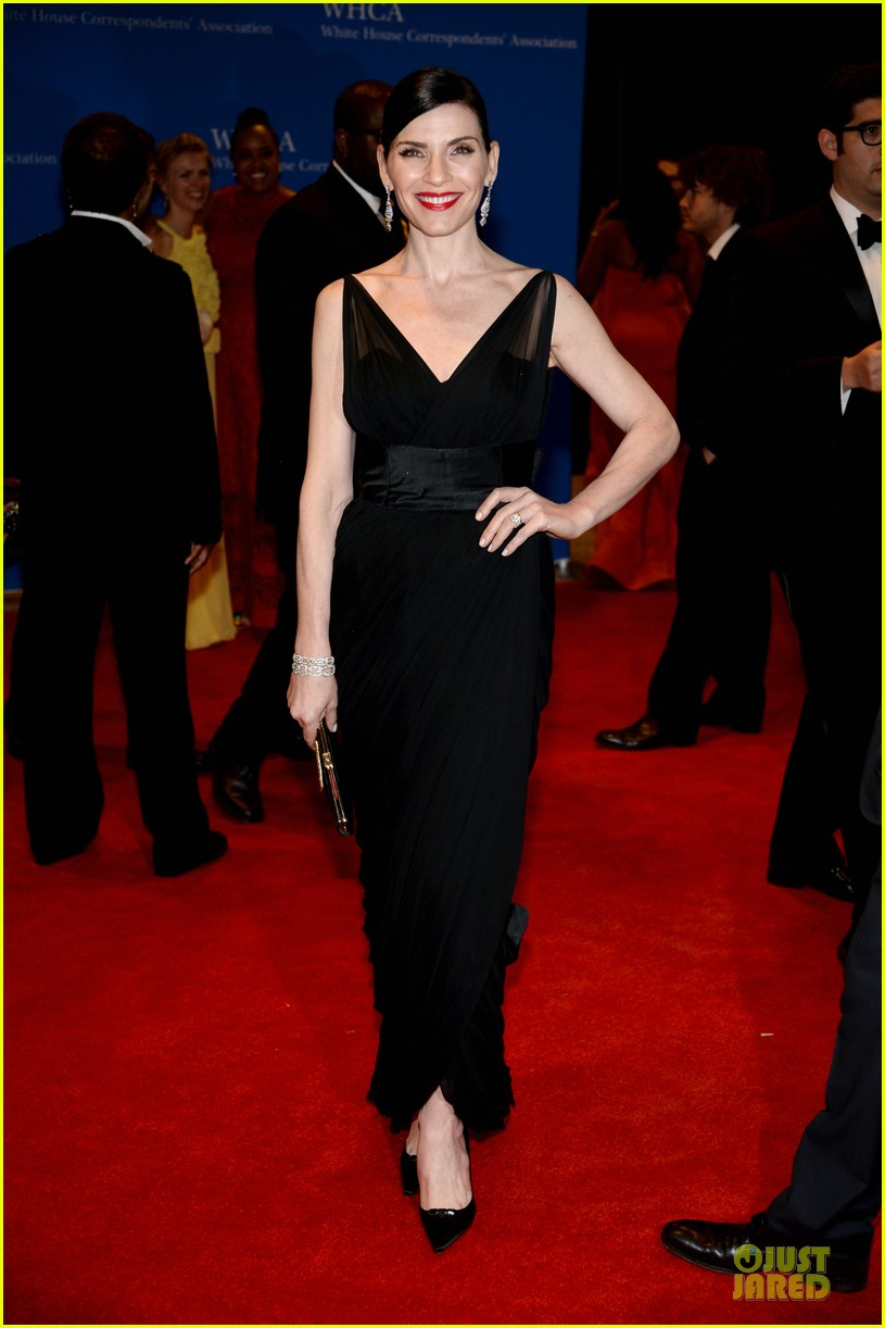 julianna marguiles rose mcgowan white house correspondents dinner 2014 073104672