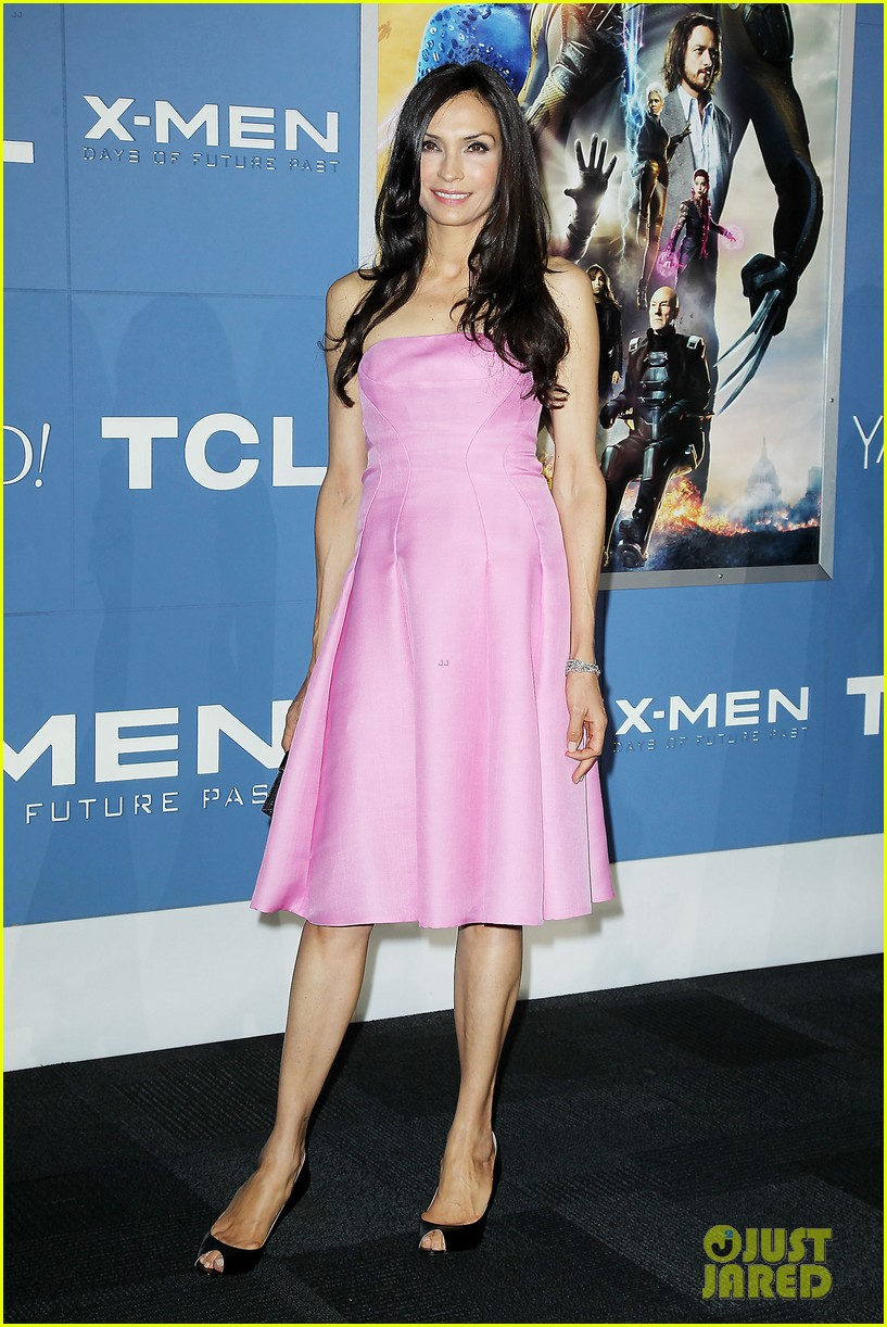 james marsden famke janssen x men premiere 283110668