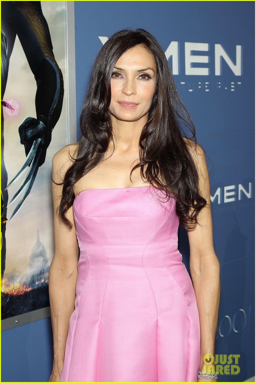 james marsden famke janssen x men premiere 383110678