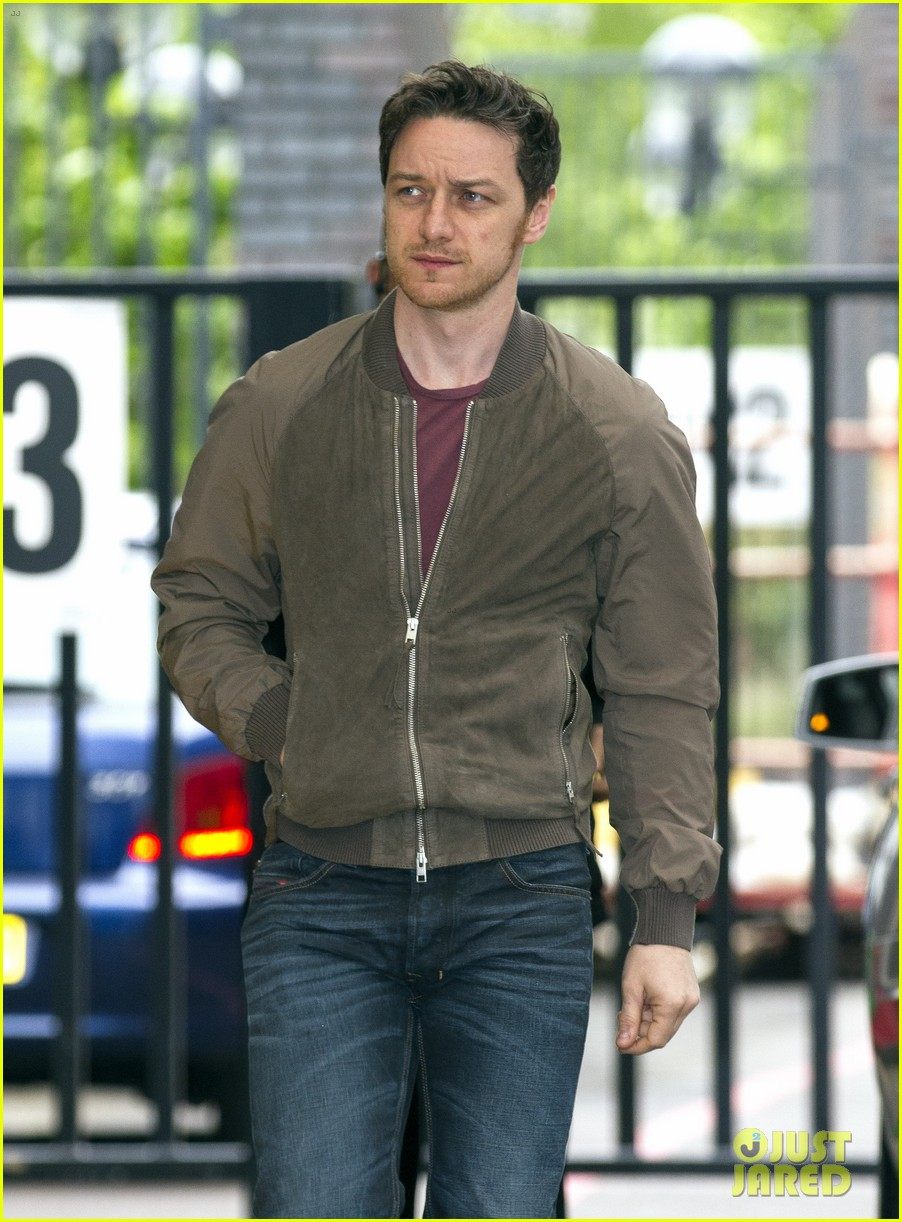 james mcavoy wanted to capture xaviers empathy for x men 053111405