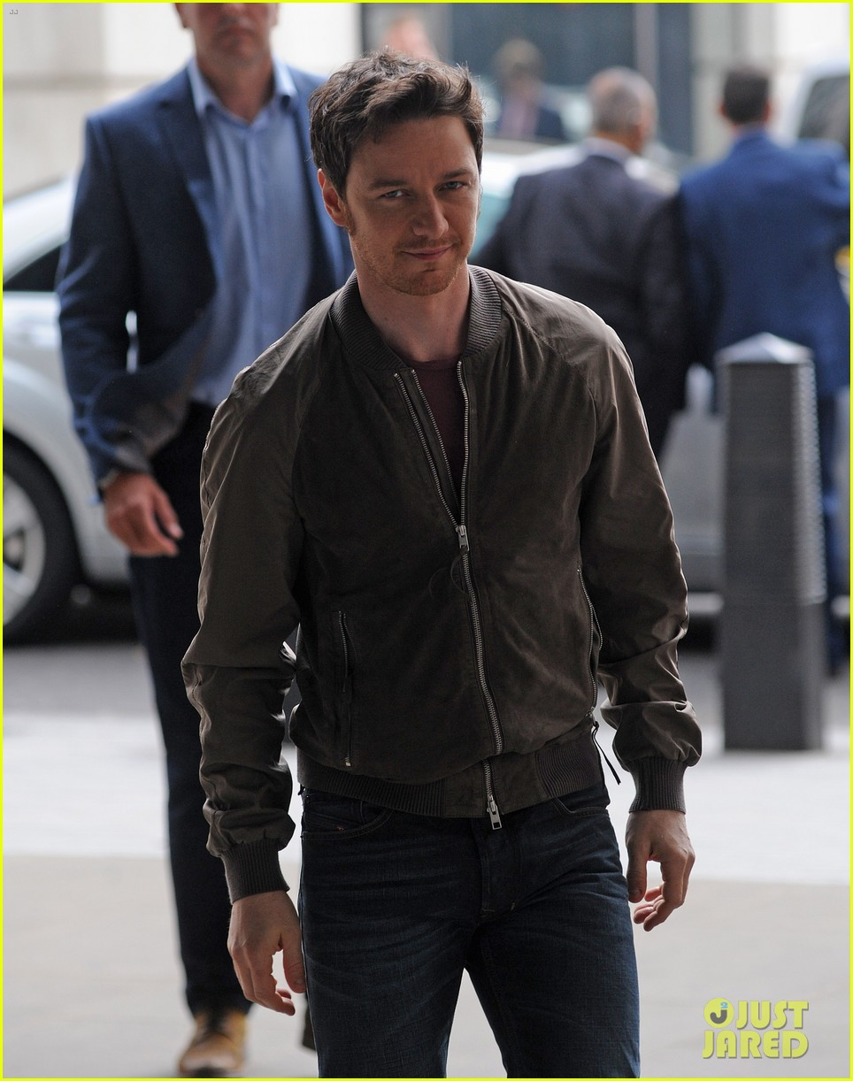 james mcavoy wanted to capture xaviers empathy for x men 073111407