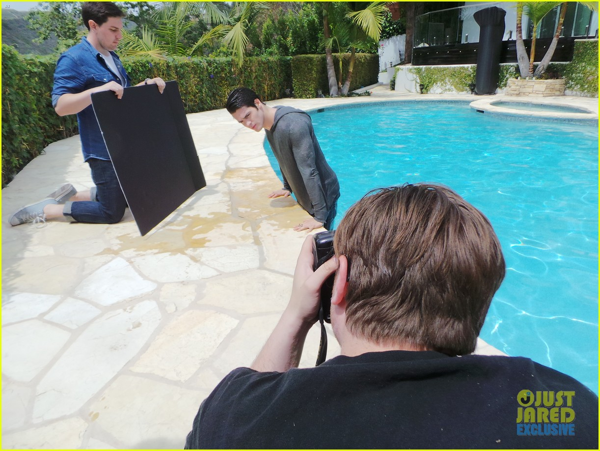 steven r mcqueen jj spotlight behind the scenes 023112511