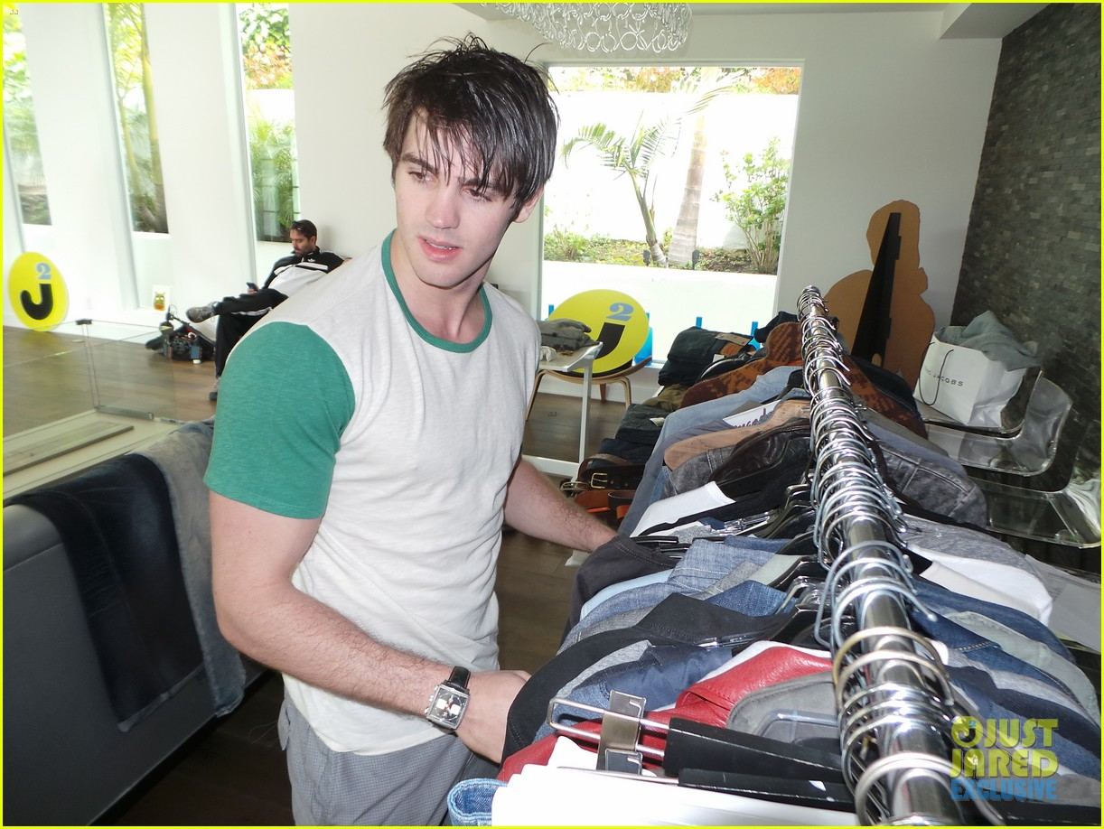 steven r mcqueen jj spotlight behind the scenes 103112519