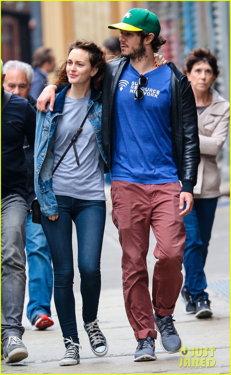 leighton meester adam brody cutest couple 033114589