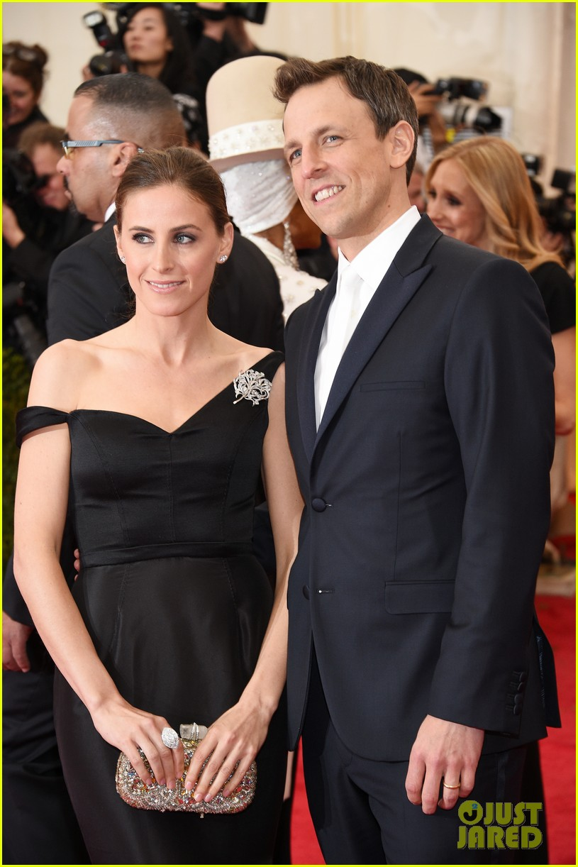 seth meyers brings wife alexi ashe to met ball 2014 04