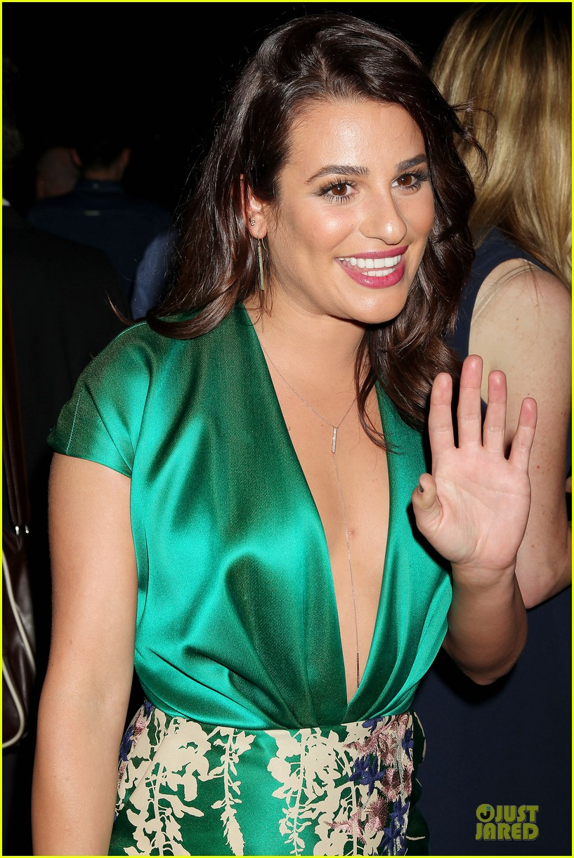 lea michele jonathan groff normal heart after party 123112282