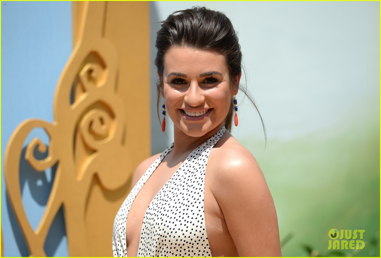 lea michele legends of oz premiere 153104522