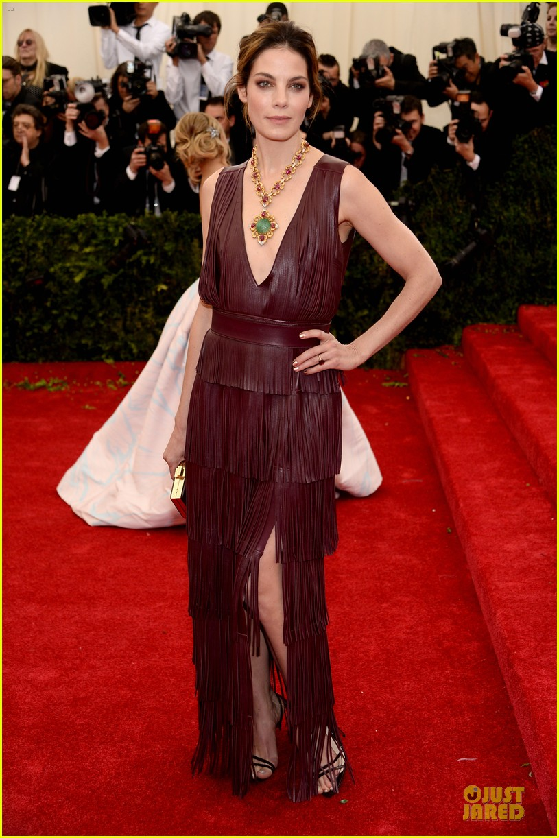 michelle monaghan amber valletta met ball 2014 03