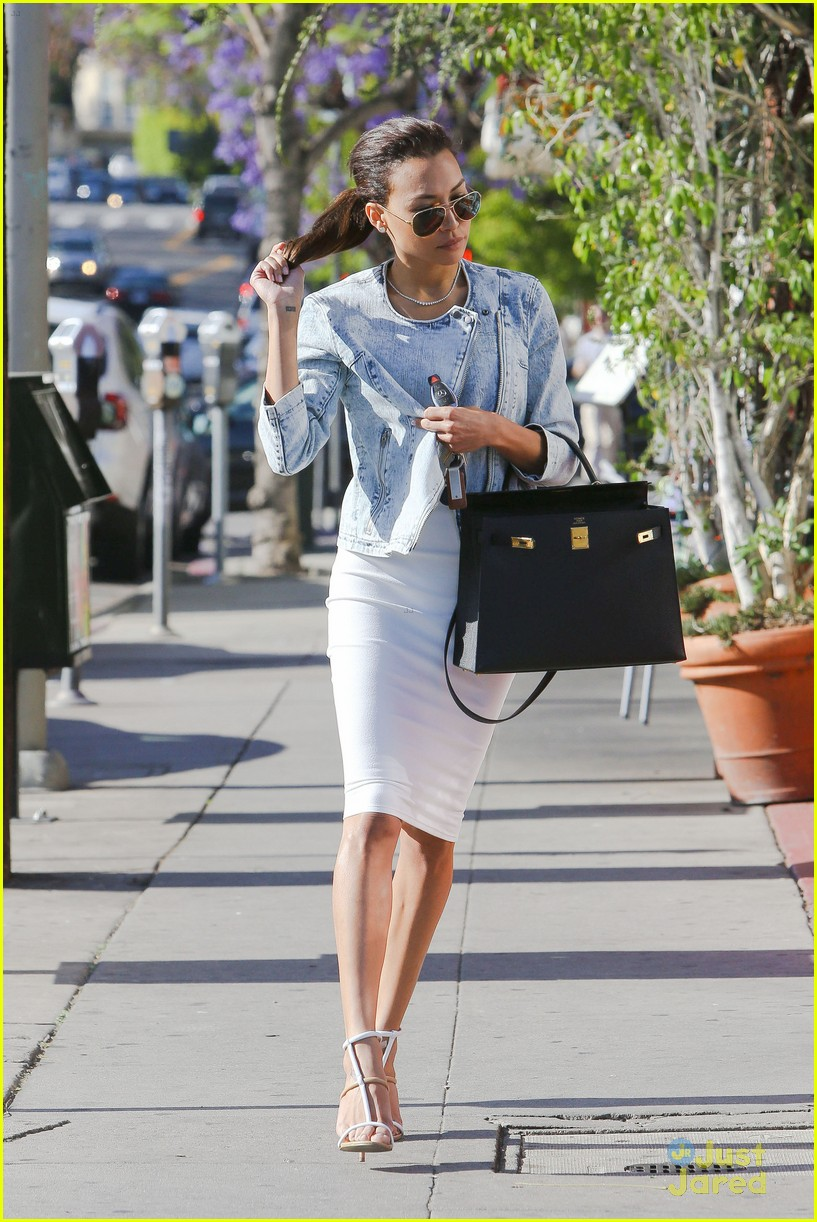 naya rivera shares instyle home feature 023109912