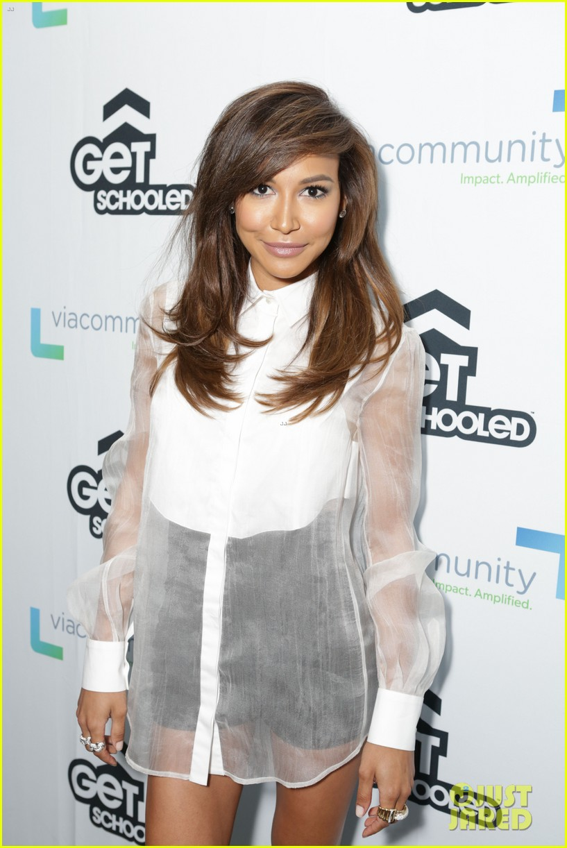 naya rivera sheer get schooled 023118361