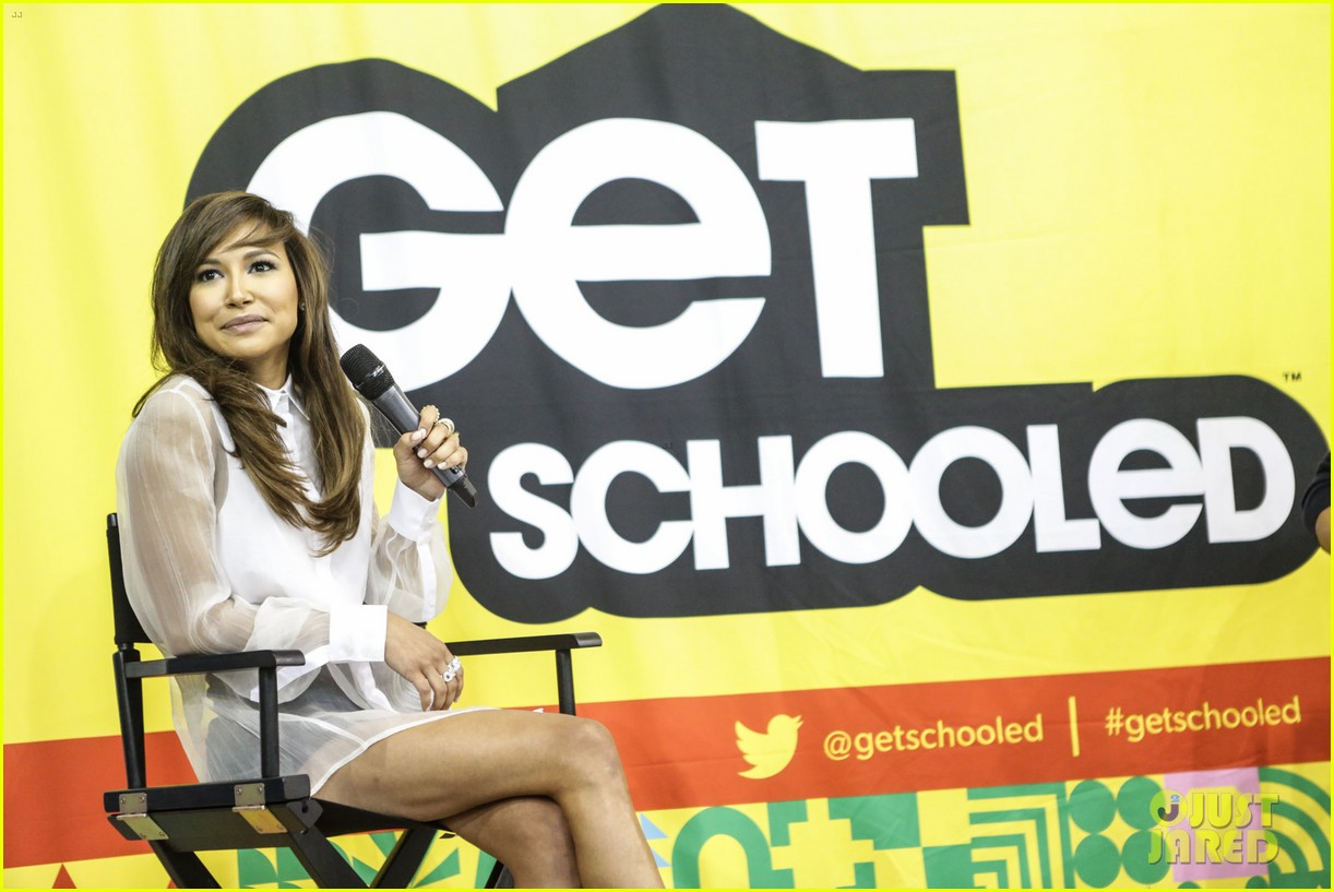 naya rivera sheer get schooled 033118362