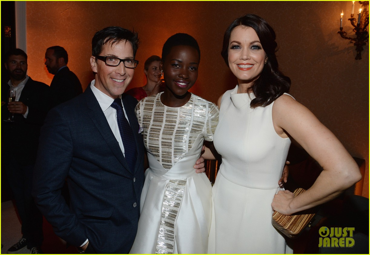 lupita nyongo meets scandal cast in washington dc 25