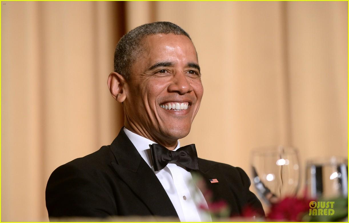 president obama shares jokes at white house correspondents dinner 2014 023104722