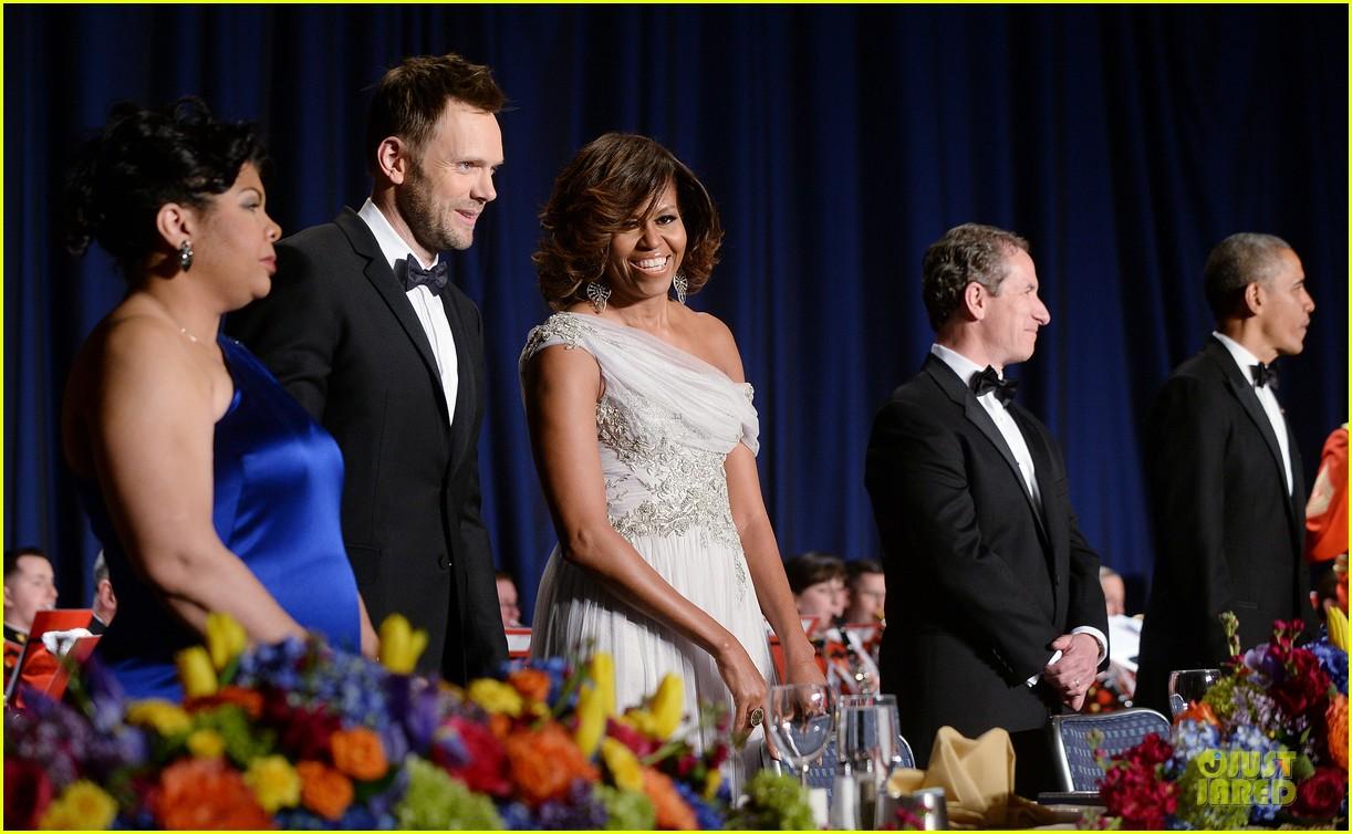 president obama shares jokes at white house correspondents dinner 2014 103104730