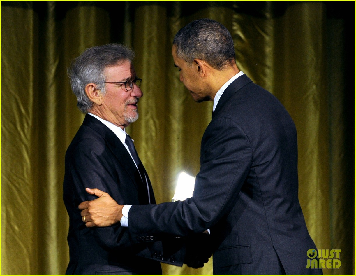 president obama gets honored at usc shoah foundations 20th anniversary gala 123108474