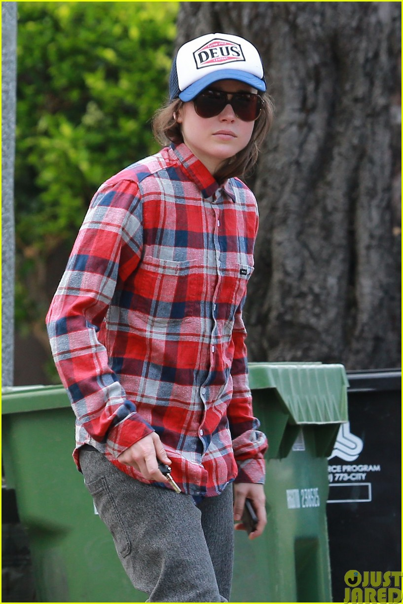 ellen page eats ikea takeout with justin bieber in her dreams063121022