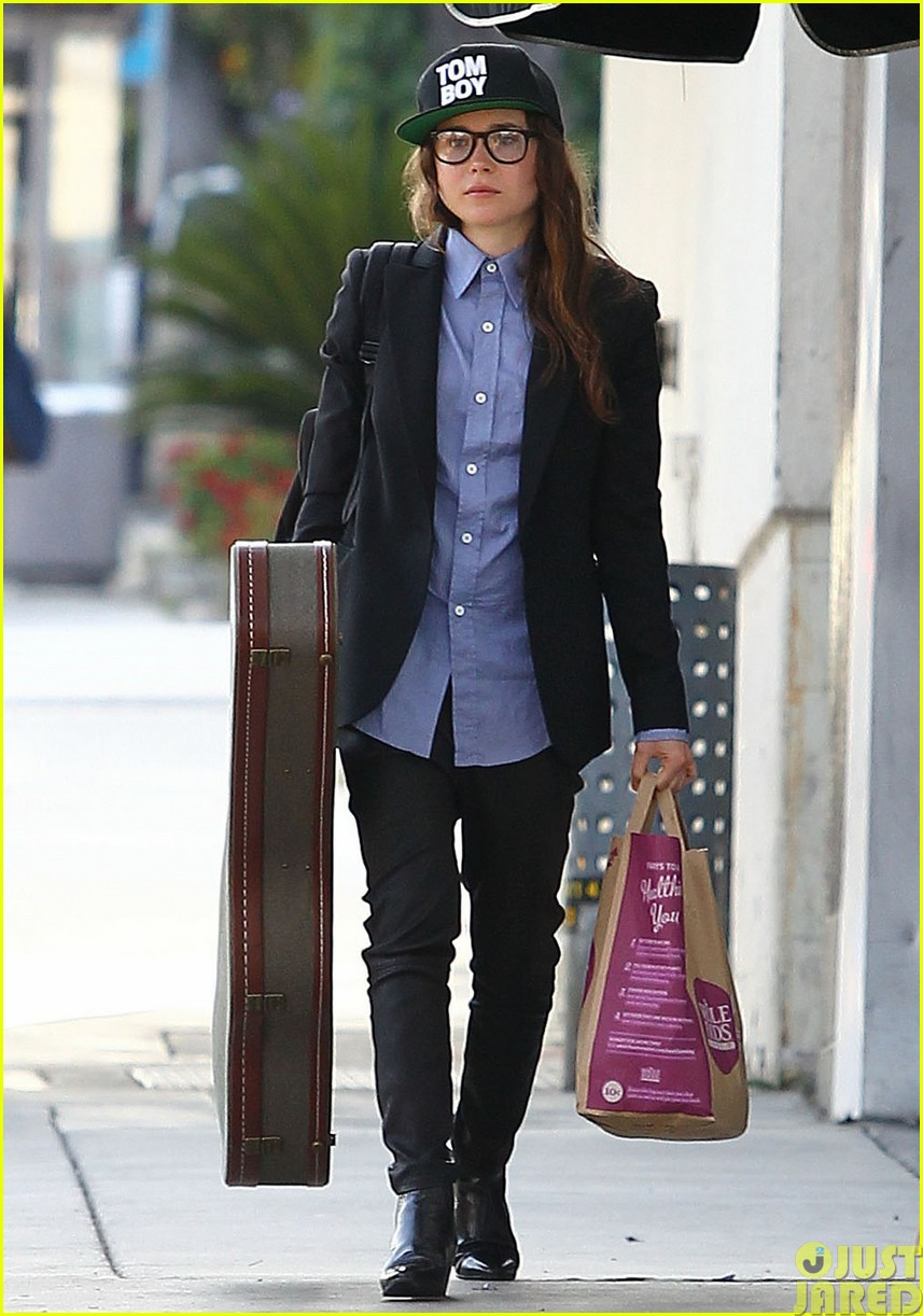 ellen page eats ikea takeout with justin bieber in her dreams203121036