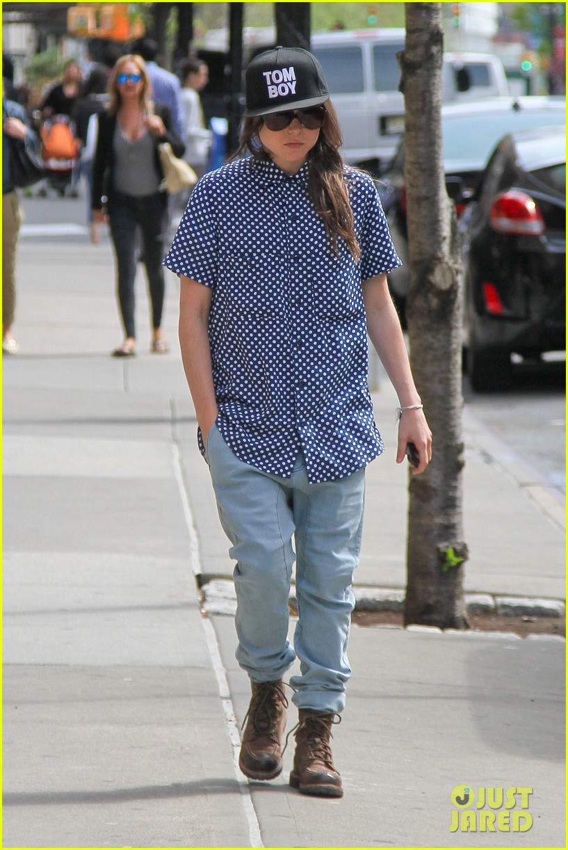 ellen page talks life after coming out 063108416