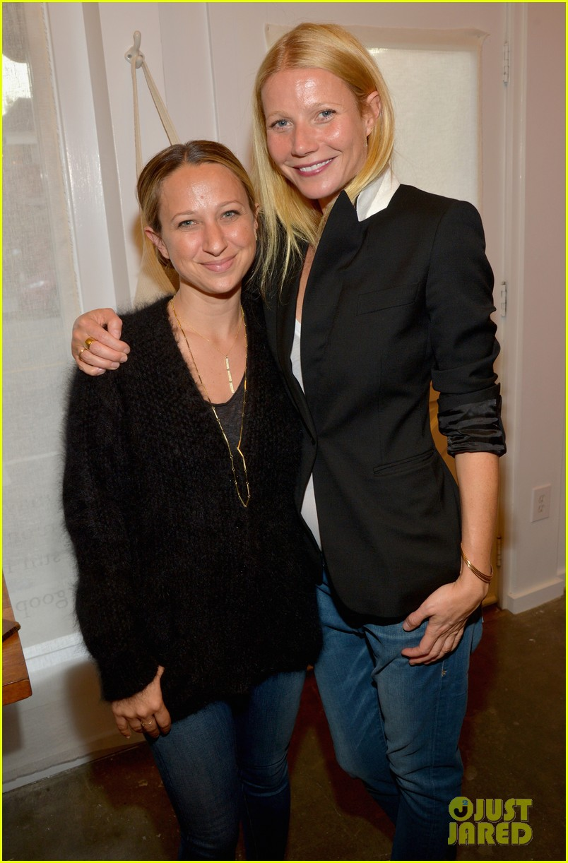 gwyneth paltrows mom is by her side for goop pop up 043107458