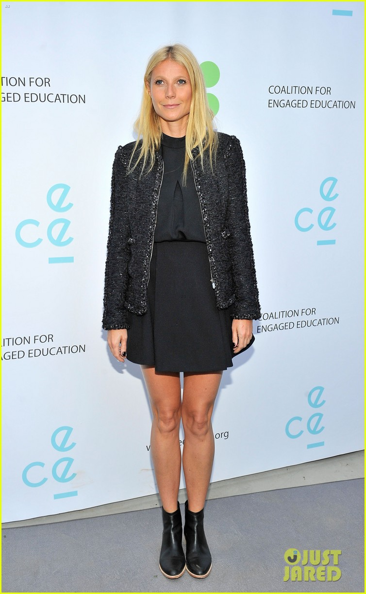 gwyneth paltrow hits the stage for poetic justice fundraiser 023123748