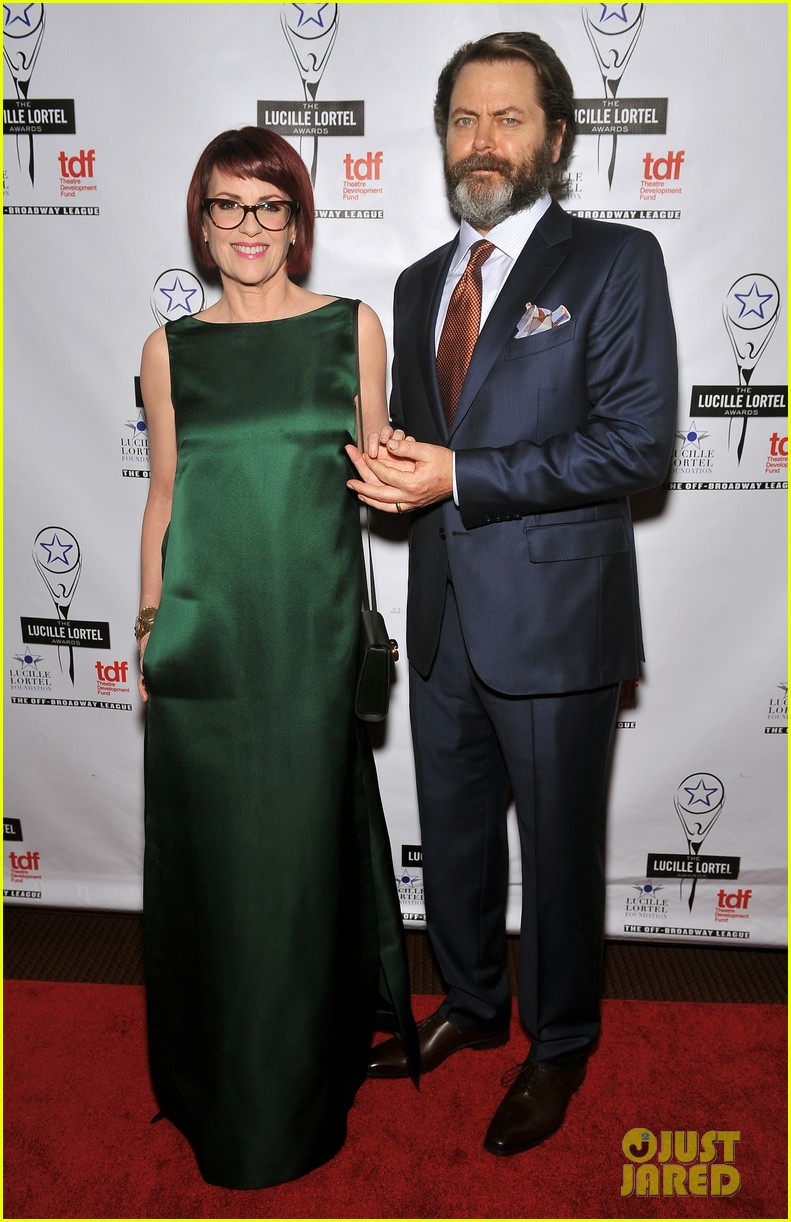 sarah paulson lily rabe present at lucille lortel awards 01