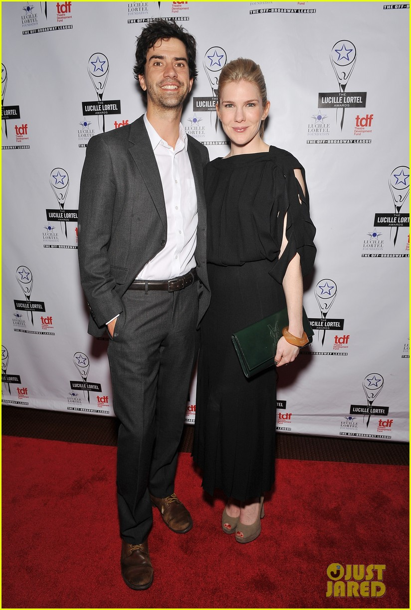 sarah paulson lily rabe present at lucille lortel awards 173105420