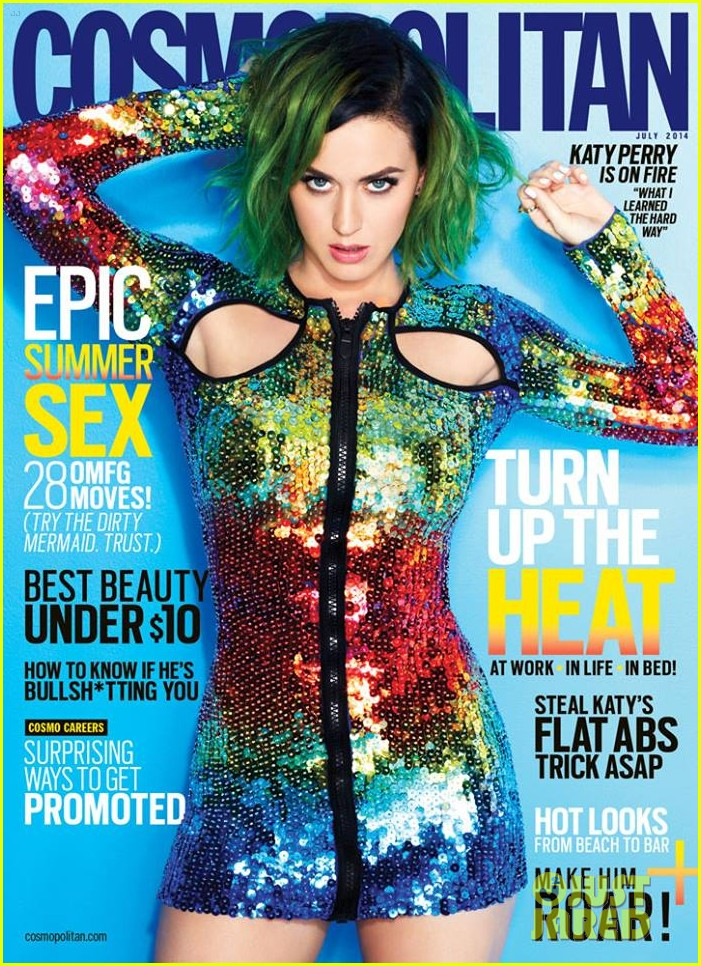 katy perry covers 12 cosmopolitan covers 013123265