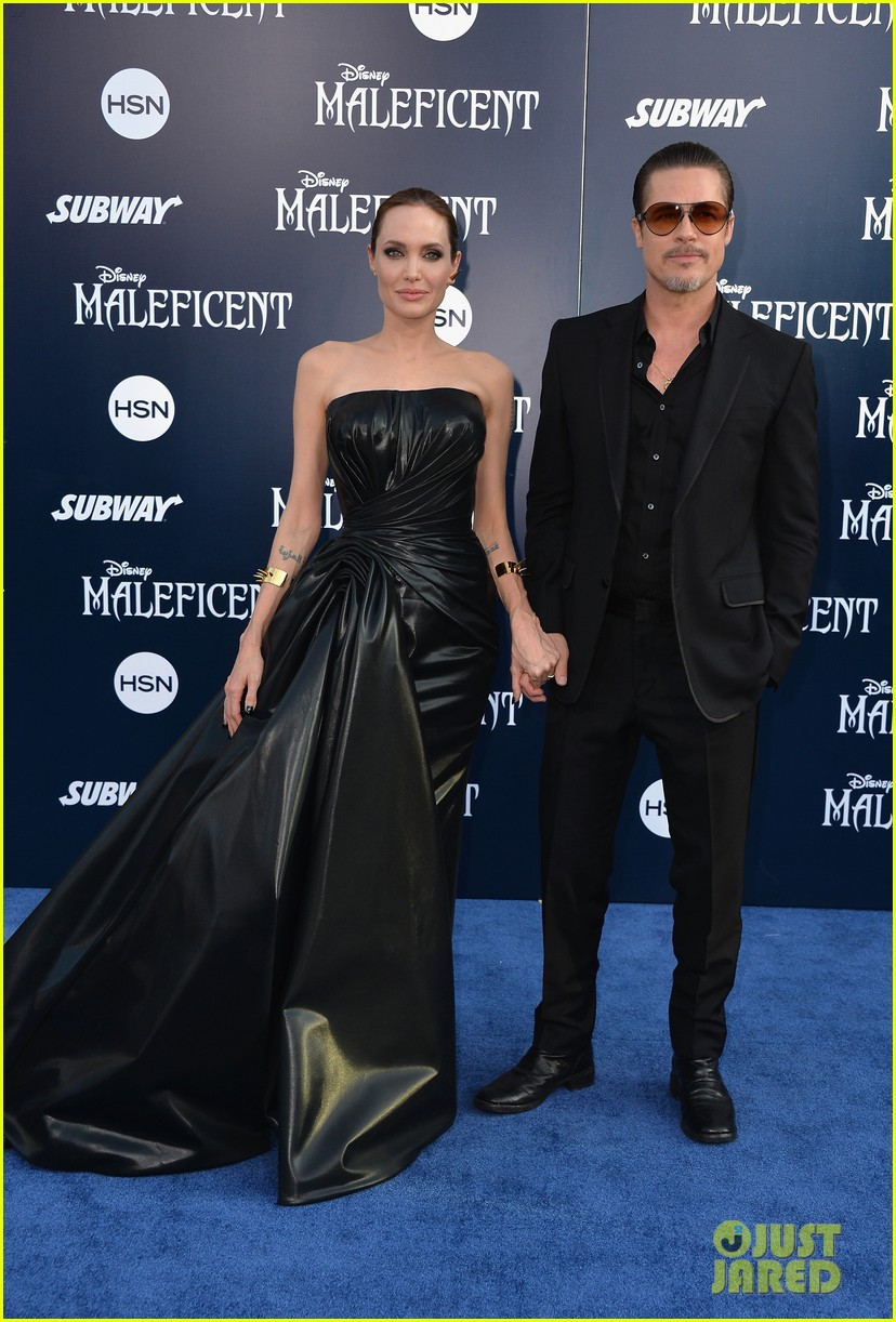 maddox jolie pitt looks so dapper in his suit at maleficent premiere 183123921