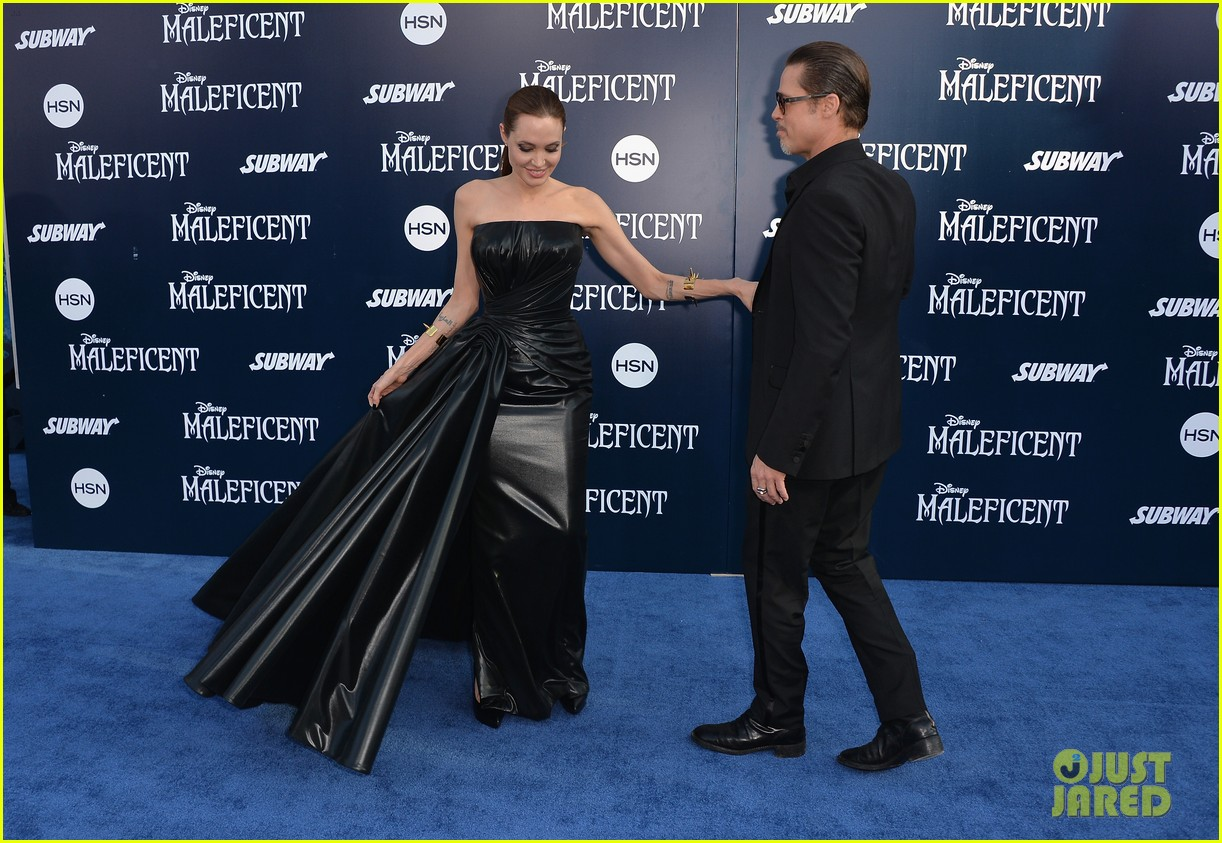maddox jolie pitt looks so dapper in his suit at maleficent premiere 213123924