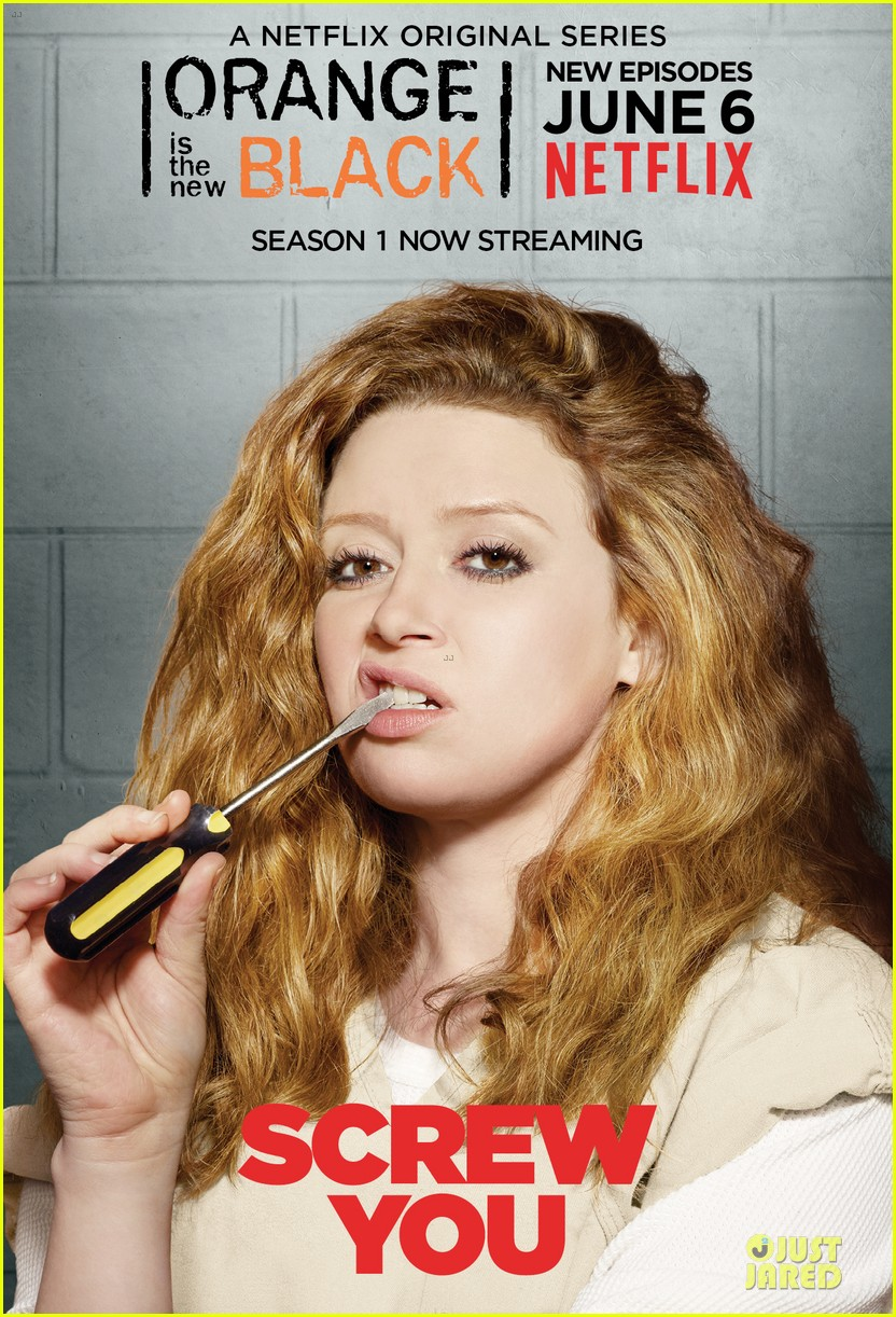 laura prepon natasha lyonne orange is the new black posters 013112286