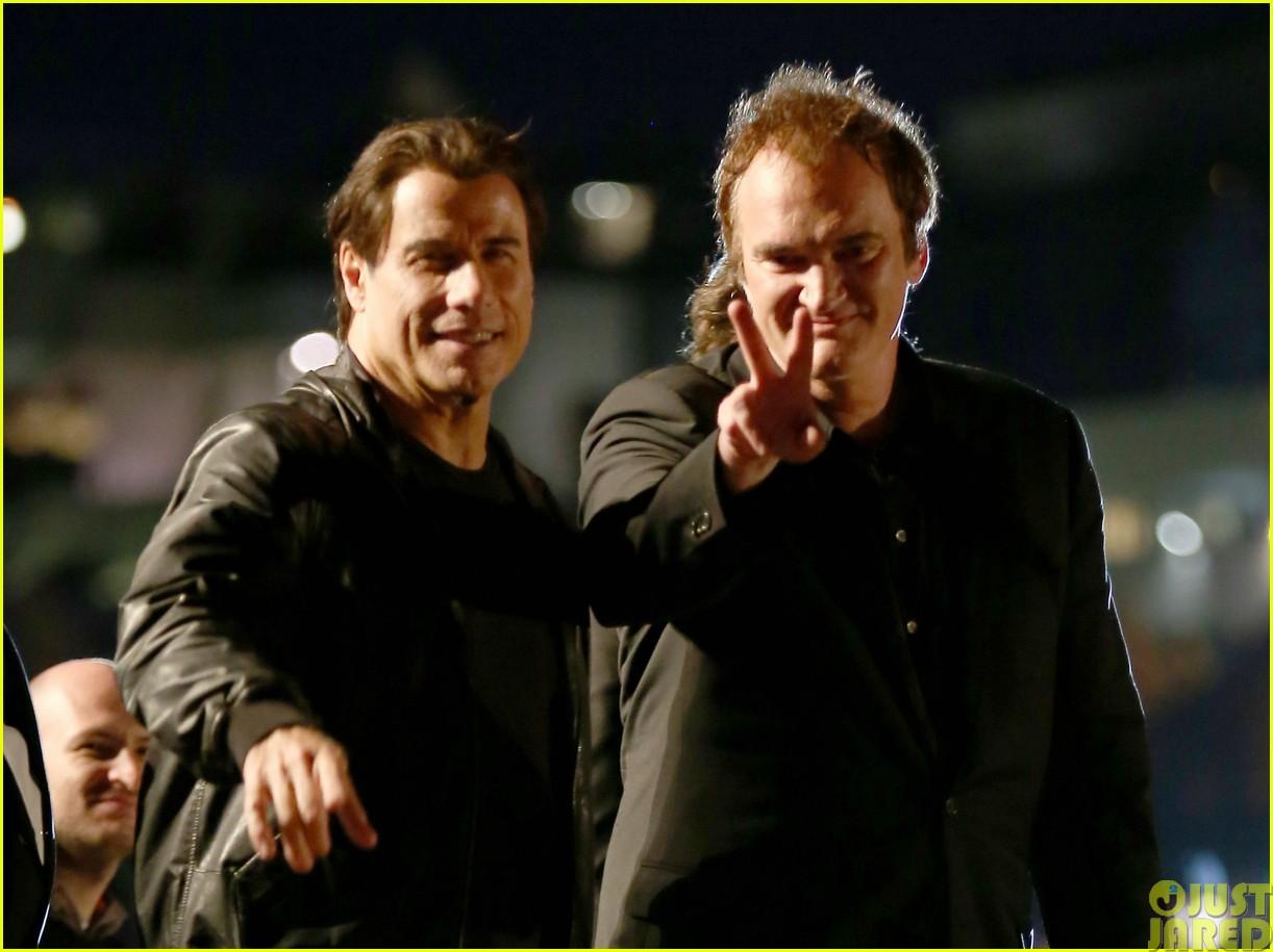 uma thurman john travolta and quentin tarantino reunite for pulp fiction screening at cannes103120835