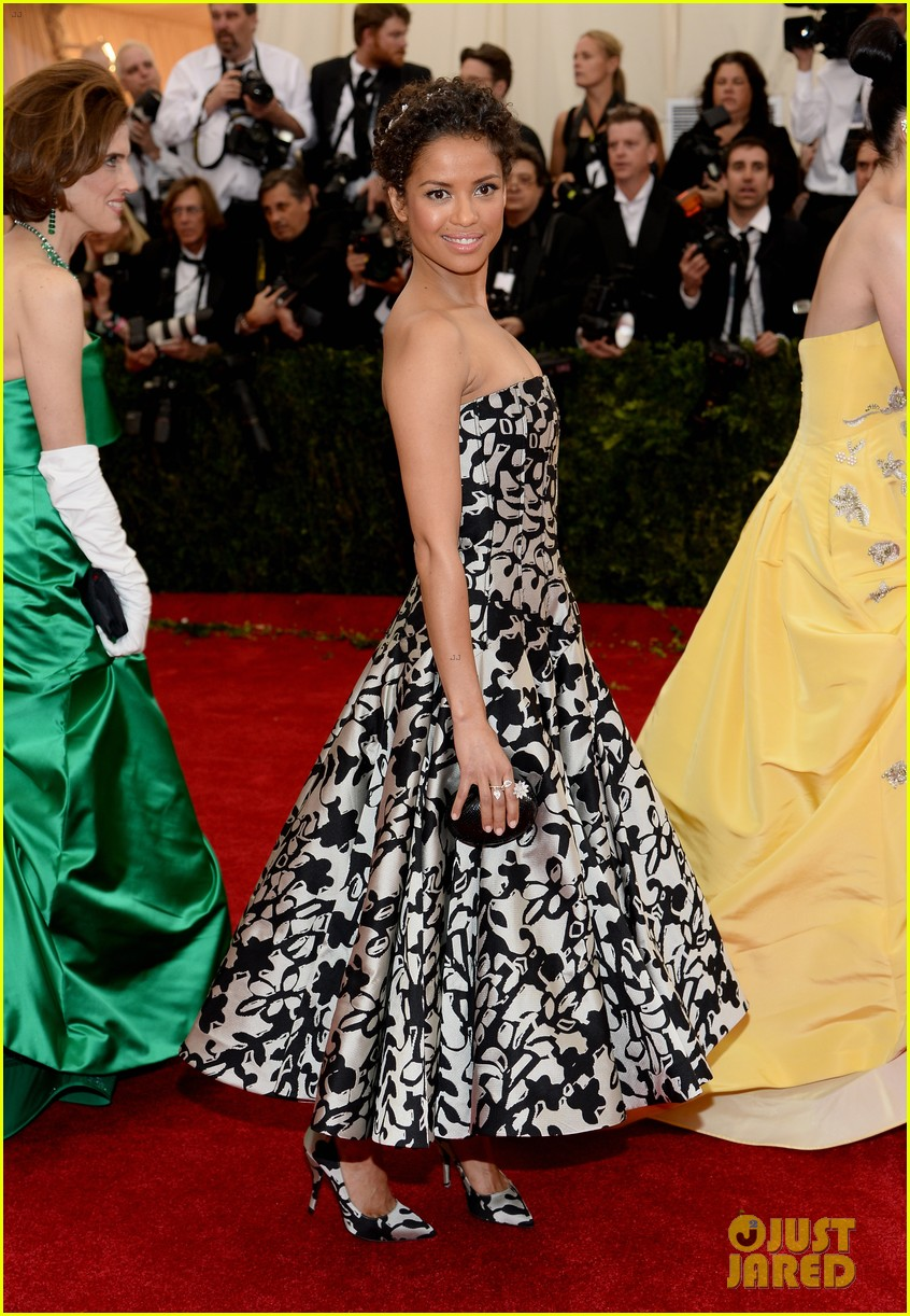 gugu mbatha raw sam reid met ball 2014 073106437