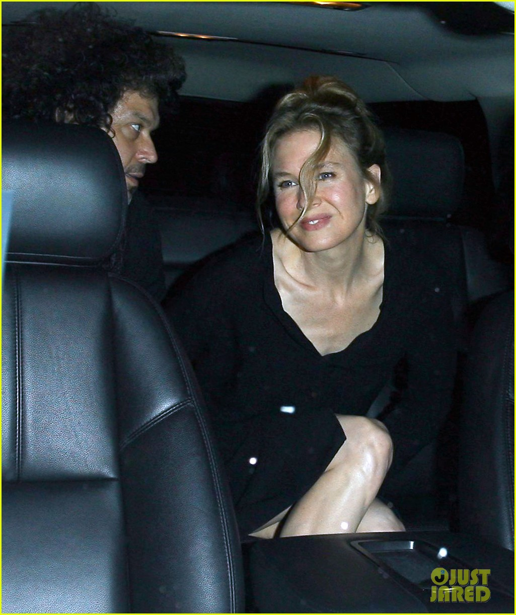 Renee Zellweger & Doyle Bramhall II Still Going Strong, First Pics ... Renee Zellweger