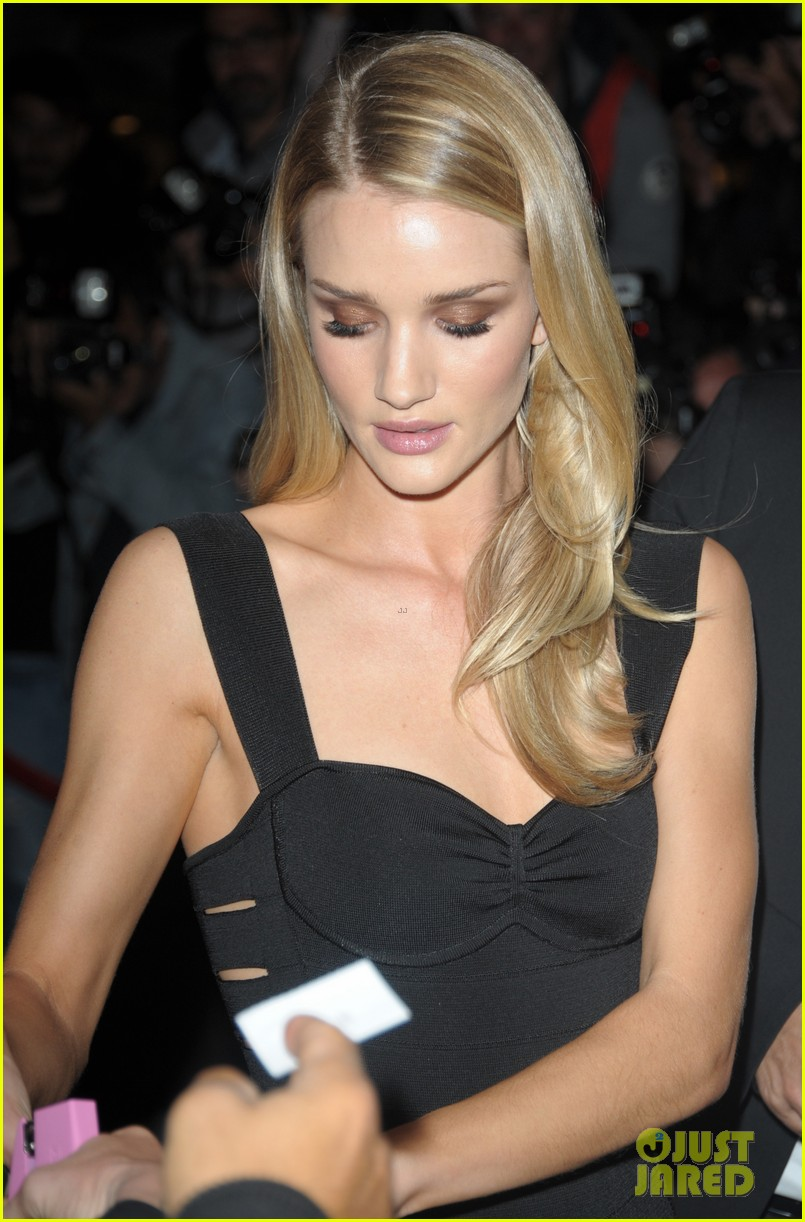 1cb4c1d598723 Rosie Huntington-Whiteley & Toni Garrn Are Cavalli's Beautiful Blondes in  Cannes!