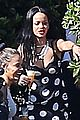 rihanna spends mothers day with family at malibu mansion 02
