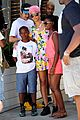 rihanna thinks summer needs to slow down a little in la 12