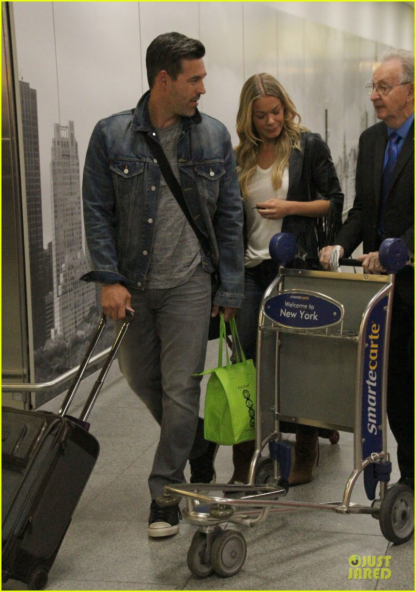 leann rimes eddie cibrian denim pair in nyc 063117949