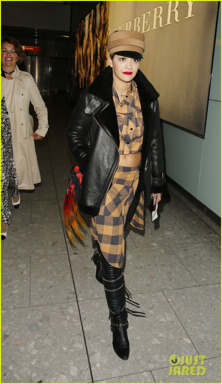 rita ora red bombshell paris 123123004