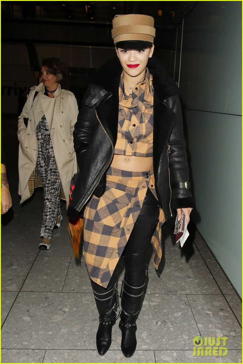 rita ora red bombshell paris 153123007