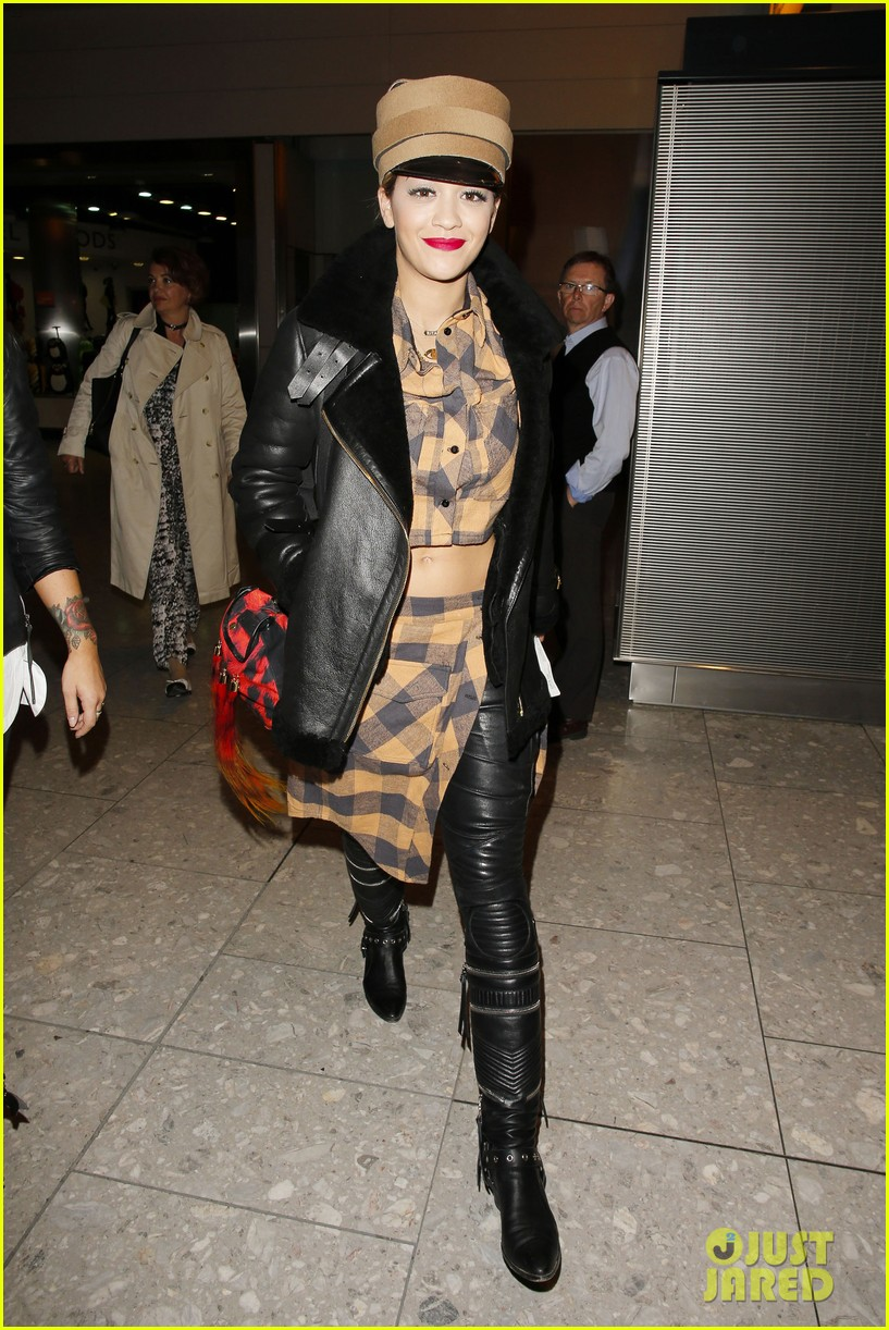 rita ora red bombshell paris 183123010