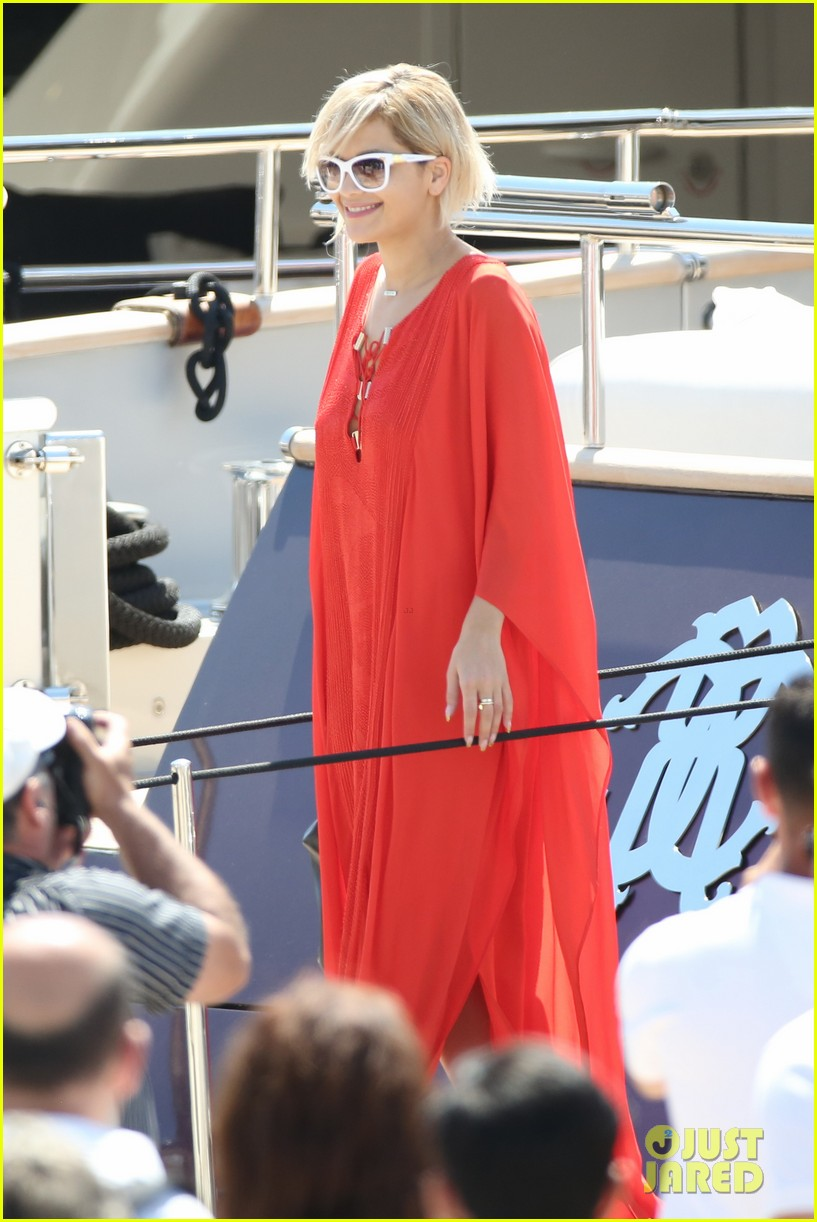 rita ora yacht cannes belvedere london 223115932