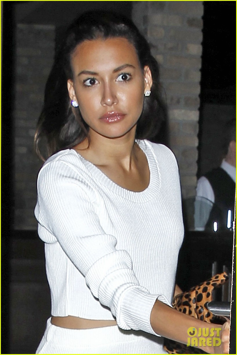 naya rivera dinner out craigs 023124676