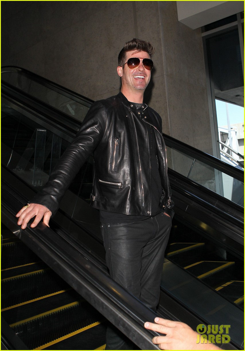 robin thicke film debut making the rules dvd may 6 033105015